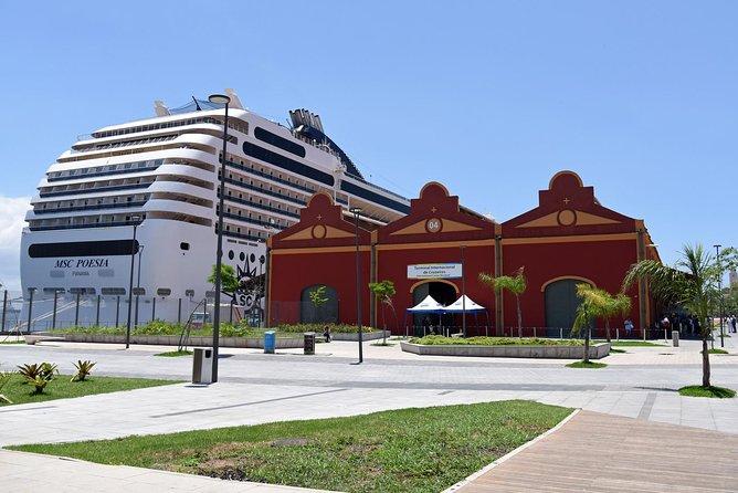 Christ the Redeemer, Sugarloaf and Copacabana Beach - From Cruise Terminal, Rio de Janeiro, BRAZIL