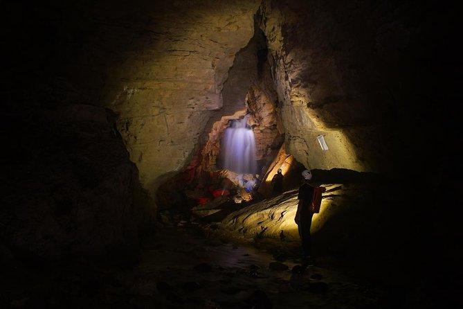 Experiencia subterránea en las Cavernas de Venado desde La Fortuna, La Fortuna, COSTA RICA