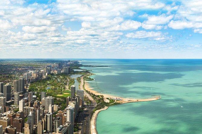 Observatório 360 CHICAGO, além de INCLINE-SE! (TILT) (Hancock Center), Chicago, IL, ESTADOS UNIDOS