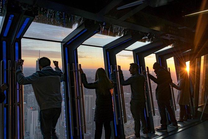 Entrada para o Observatório 360 CHICAGO (Hancock Center) com Prosecco, Chicago, IL, ESTADOS UNIDOS