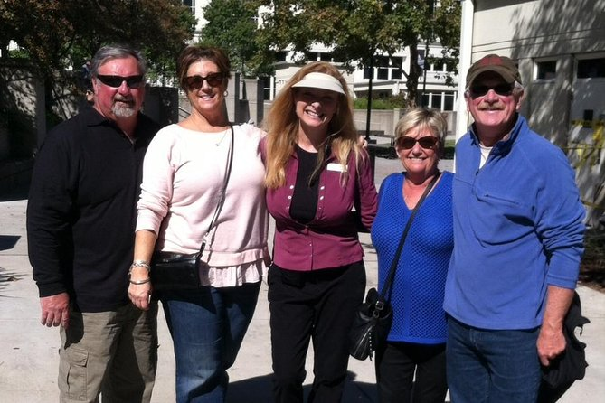 Famous Footsteps Walking Tour, Nashville, TE, ESTADOS UNIDOS
