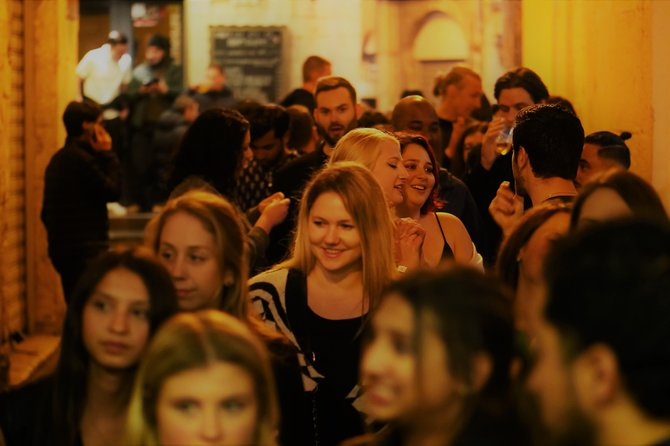 Nice Bar Crawl and Clubbing, Niza, FRANCIA