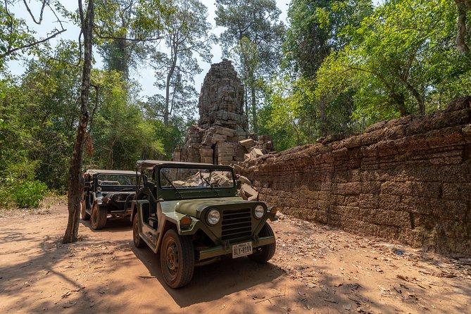 Angkor Wat Jeep Tour, Siem Reap, CAMBOYA
