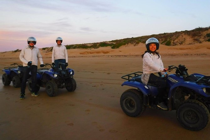 ATV Quad biking in Essaouira Beach, Big Dunes & Atlantic Coast tour, Esauira, MARROCOS