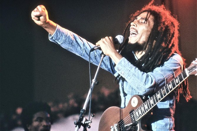 This Bob Marley's Reggae Day Extravaganza allows you to do the Bob Marley Museum in Hope Road, Kingston and Bob Marley's Nine Mile Tour in St Annall in one day.