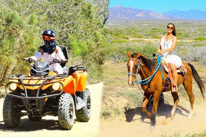 Los Cabos - COMBO Horseback Riding & ATV Tour, Los Cabos, MEXICO