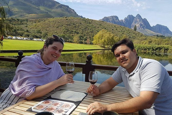 For wine lovers who want to get insider knowledge of the South African wine industry or just enjoy the amazing Cape Winelands. This is a private day tour with a specialist wine guide that you can design by choosing four wine estates in the Stellenbosch/Franschhoek/Paarl area for wine tastings, or we provide a customised itinerary to you.