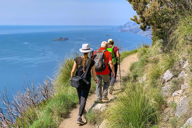 Take advantage of the opportunity to discover the amazing Path of the Gods, without stress with the specialists of hiking on the Amalfi Coast, who will organize for you private tour including local expert guide and private driver. With this activity you have a private tour to the Path of the Gods, one of the most popular walks of all Italy, lead by a local as Enviromental Hiking Guide (AIGAE) who work along these trails from over ten years. You also have included the convenince of a private taxi driver who will pick-up you from different locations: Amalfi, Sorrento or Positano, and will wait for you at the end of the walk to drop-off you back.