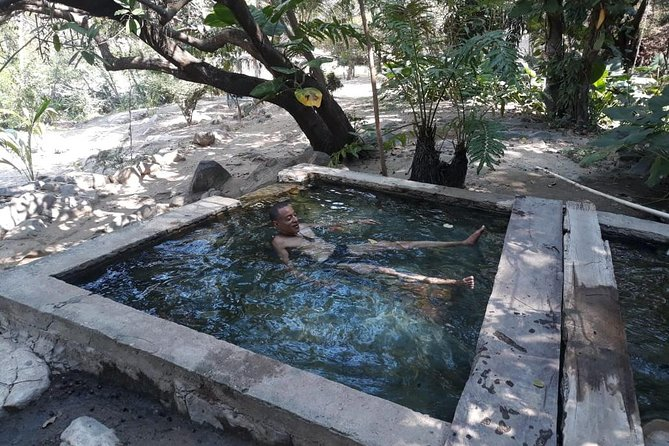 Horses And Hot Springs, Puerto Escondido, Mexico