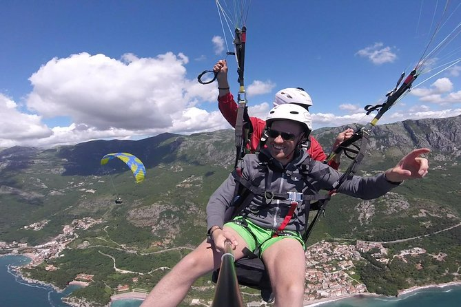 With a team of instructors of the highest category from Budva Paragliding Montenegro, you will make an exclusive flying adventure, feel unique and get unforgettable impressions. <br>Everything is very simple and accessible to everyone how weighing no more than 120 kilograms. You do not need to have special physical training.