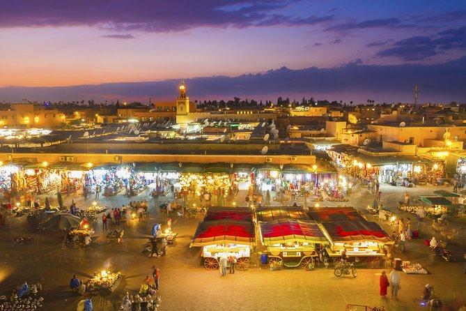 Tour a pie de 3 horas por los zocos de Marrakech y Medina, Marrakech, Ciudad de Marruecos, MARRUECOS