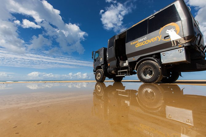 Fraser Island 4WD Tour from Noosa, Noosa y Sunshine Coast, AUSTRALIA