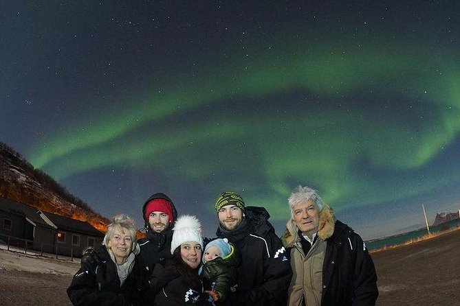 Small-Group Northern Lights Chase Experience in Tromso, Tromso, NORUEGA