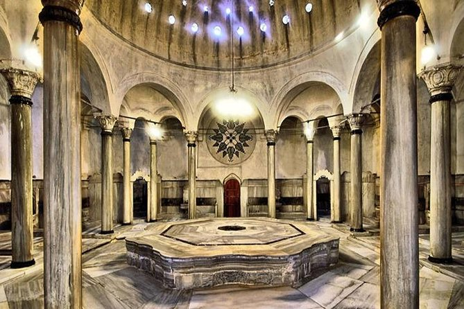 Turkish Bath, Belek, TURQUIA