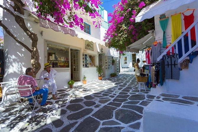 Experiencia de 2 días en Mykonos desde Atenas, Miconos, GRECIA