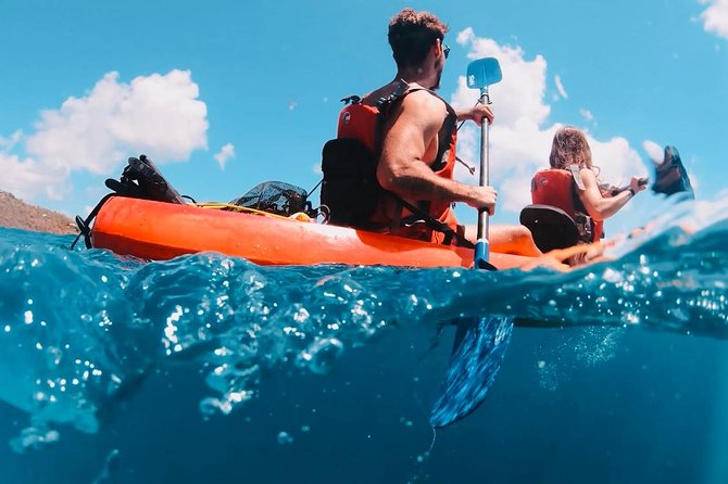 MORE PHOTOS, Culebra Island Kayak & Snorkel with Turtles Adventure - Ferry Tickets Included!