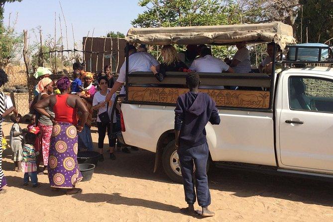Solidartity tourism in traditional villages, Dakar, SENEGAL