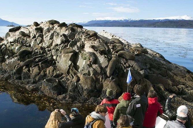 Crucero en catamarán por el canal Beagle y la Isla de Lobos, Ushuaia, ARGENTINA