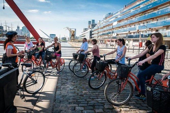 Buenos Aires Bike Tour: San Telmo and La Boca Districts, Buenos Aires, ARGENTINA