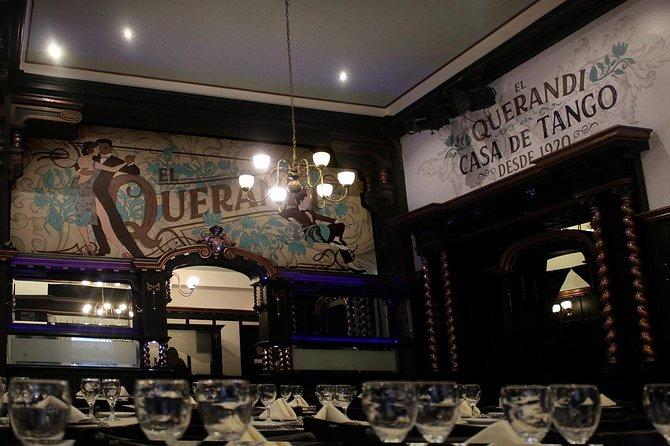 El Querandi Tango Show with Optional Dinner, Buenos Aires, ARGENTINA