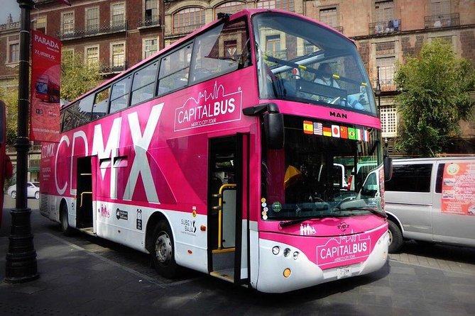 Excursão em ônibus panorâmico pela Cidade do México, Ciudad de Mexico, MÉXICO