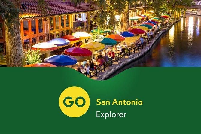 Go San Antonio Explorer Pass, San Antonio, TX, ESTADOS UNIDOS