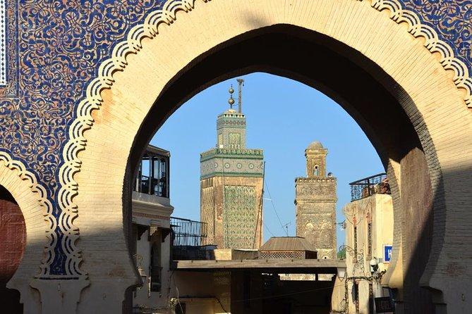 Fez Rampart Tour, Fez, MARROCOS