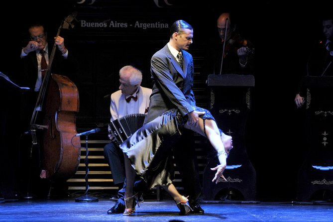 La Ventana Tango Show with Optional Dinner in Buenos Aires, Buenos Aires, ARGENTINA