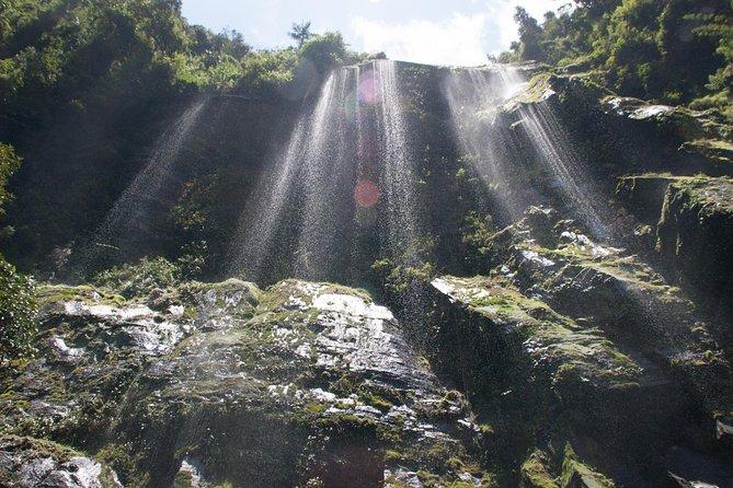 Hike La Chorrera and El Chiflon mighty waterfalls from Bogota, Bogota, COLOMBIA