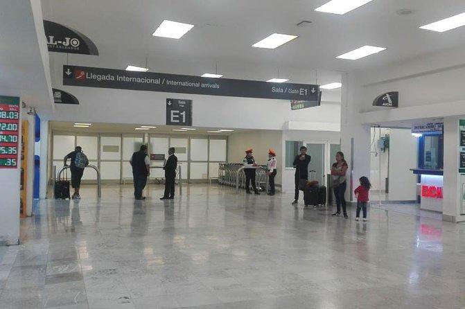 Shared Arrival Transfer from Mexico City Airport, Ciudad de Mexico, MÉXICO