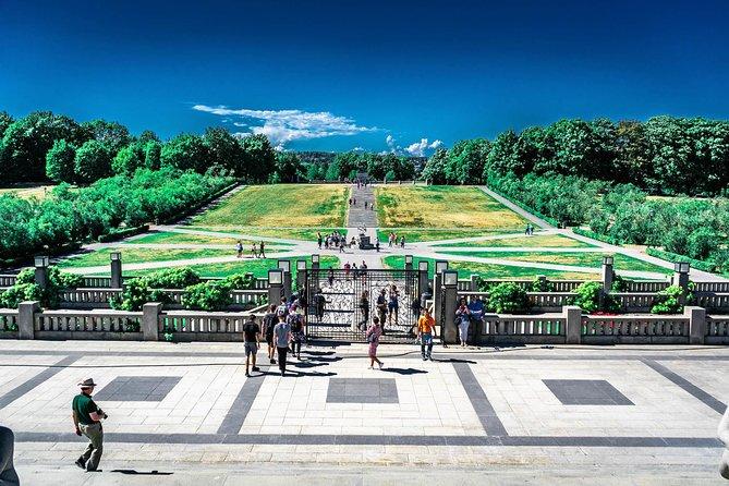 Oslo City & Vigeland Park Private Walking Tour, Oslo, NORUEGA