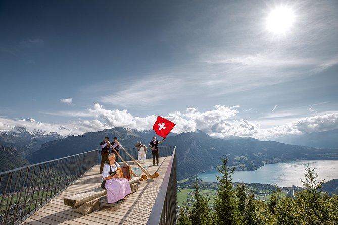 Billete a Harder Kulm desde Interlaken, Interlaken, SUIZA