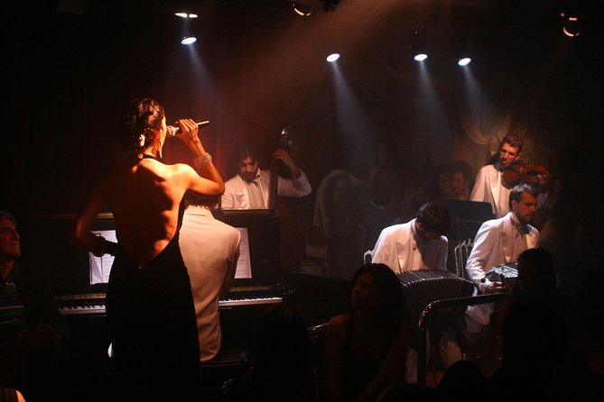 Rojo Tango Show with private transfers in Buenos Aires, Buenos Aires, ARGENTINA