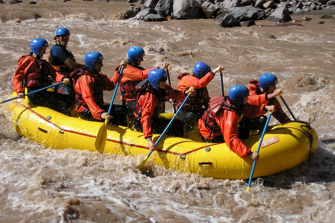 Mendoza River Rafting Tour, ,