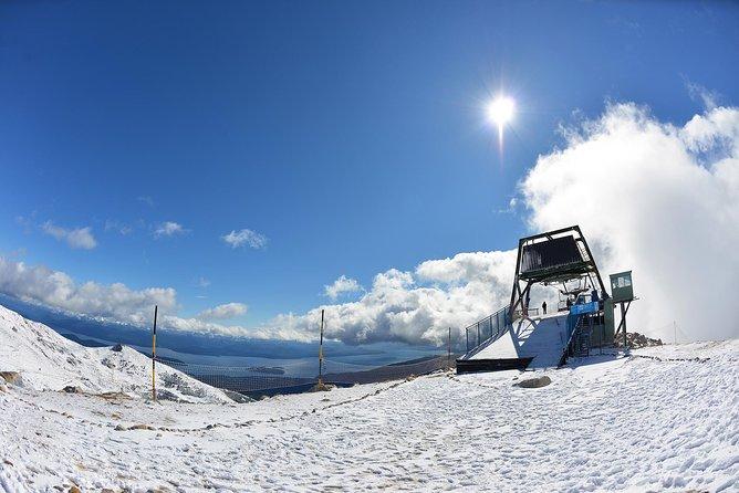 Snow Baptism in Bariloche, Bariloche, ARGENTINA