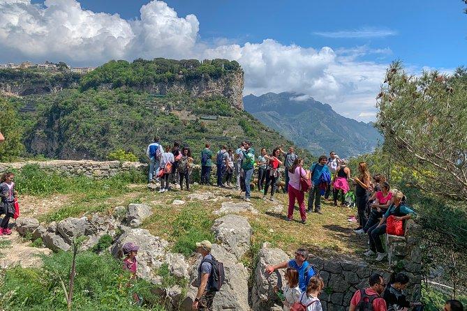 Private walking tour of Amalfi & Atrani hamlets discovering amazing landscape, Amalfi, ITALIA