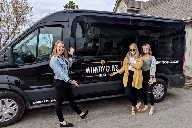 Full-Day Niagara-On-The-Lake Guided Wine and Charcuterie Tour, Cataratas del Niagara, CANADA