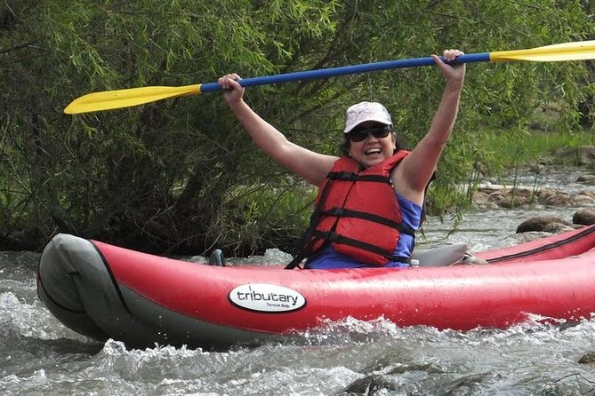 MÁS FOTOS, Inflatable Kayak Adventure from Camp Verde