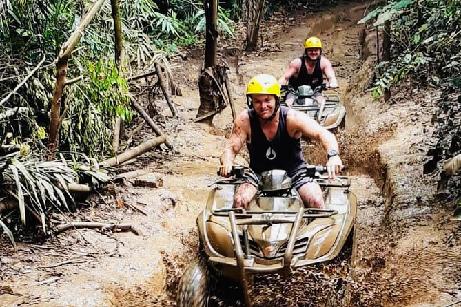 Bali tours packages is special combination between 2 attraction in one day, this item we designed with all inclusive price and very valuable. <br>- Enjoying 2 hours riddingQuardbike on beautiful landscape. <br>-Having Indonesian buffet lunch . <br>-Enjoying 1 hour Balinese massage.<br><br>