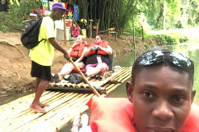 Transportation to Martha Brae River Rafting Tour, Montego Bay, JAMAICA