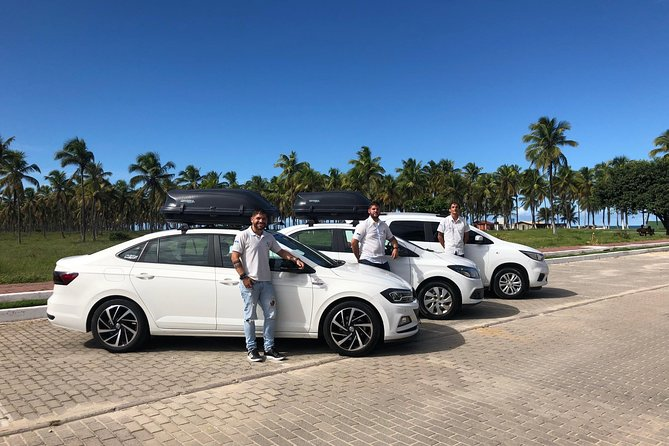 Traslado para salidas: Porto de Galinhas, Muro Alto o Serrambi a aeropuerto de Recife, Porto de Galinhas, BRASIL