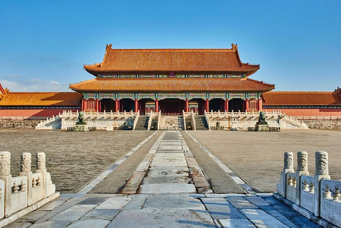 Day Trip to Beijing from Shanghai including Great Wall and Forbidden City, Shanghai, CHINA