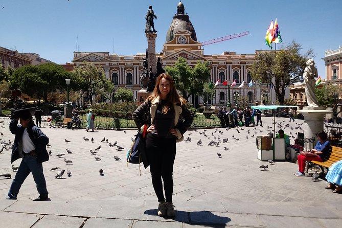 La Paz City - Half Day - Walking Tour, La Paz, BOLIVIA