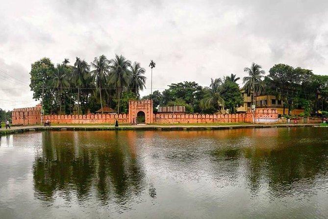 Explore Mughal Water Forts near Dhaka, Dhaka, BANGLADES