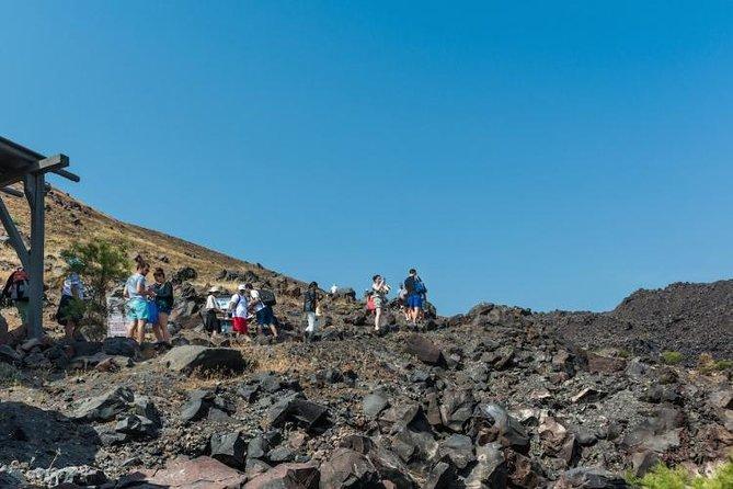 Santorini Volcano Tour, Santorini, Greece