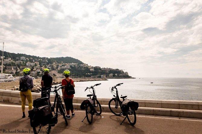French Riviera Electric Bike Tour from Nice, Niza, FRANCIA