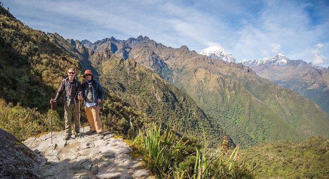 Caminata por el Camino Inca de 7 días desde Machu Picchu, Machu Picchu, PERU