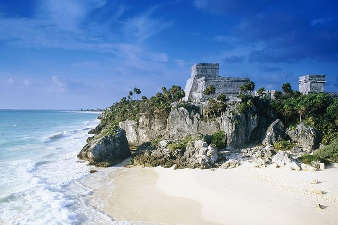 Afternoon Tour from Playa del Carmen to Tulum Ruins, Playa del Carmen, Mexico