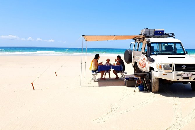 4WD Beach Safari - Brisbane Pick Up, Brisbane, AUSTRALIA