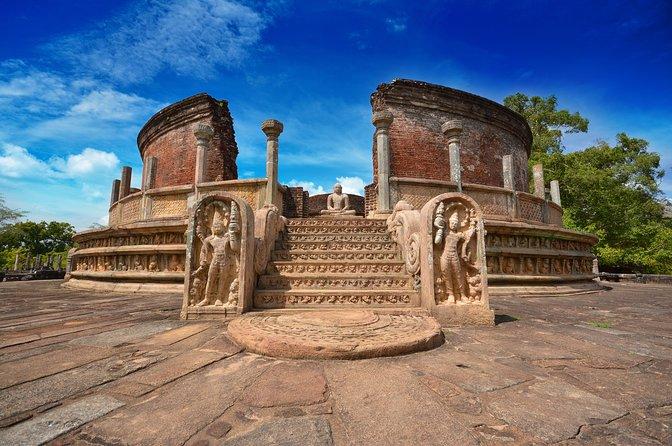 MORE PHOTOS, Polonnaruwa Kingdom and Wild Elephant Safari from Kandy